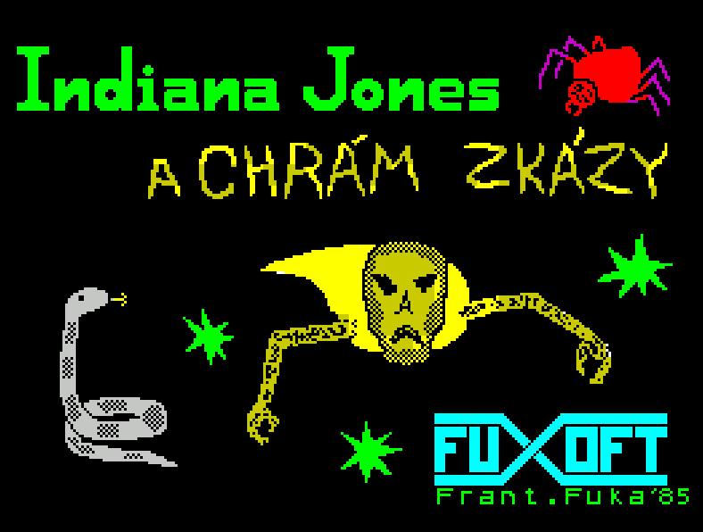 Indiana Jones... (1985)